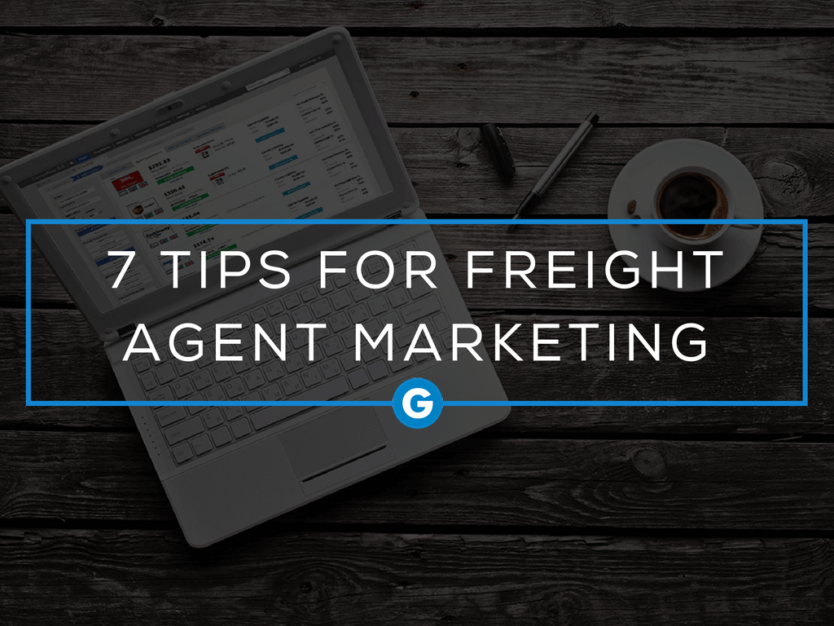 Freight Agent Marketing