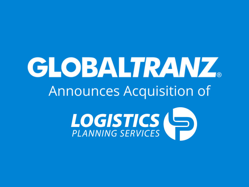 Globaltranz announces acquisition of logistics planning