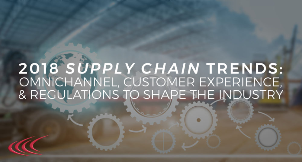 2018 Supply Chain Trends