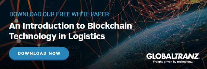 White Paper: Introduction to Blockchain Technology in Logistics