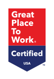 2019 Certified Great Place To Work