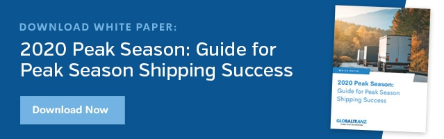 Guide to Peak Shipping Season Success