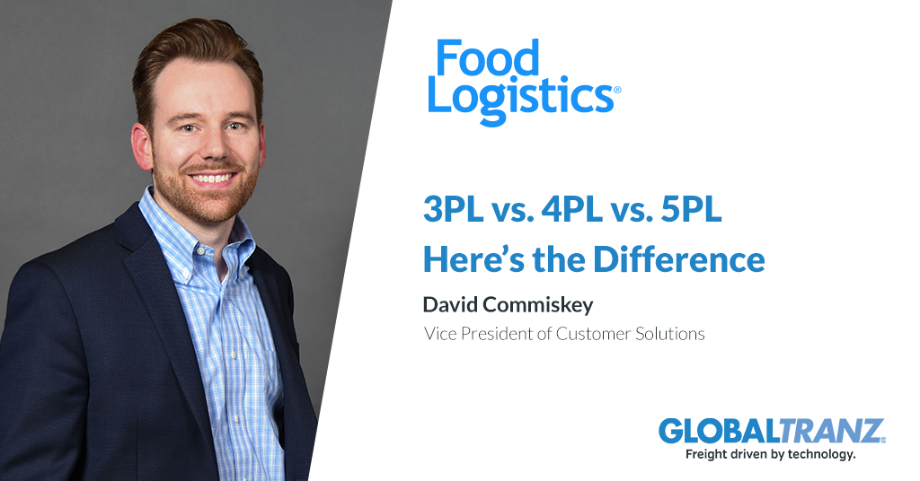 3PL vs. 4PL vs. 5PL- Here's the Difference