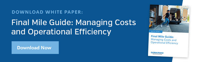 Final Mile Guide: Managing Costs and Operational Efficiency