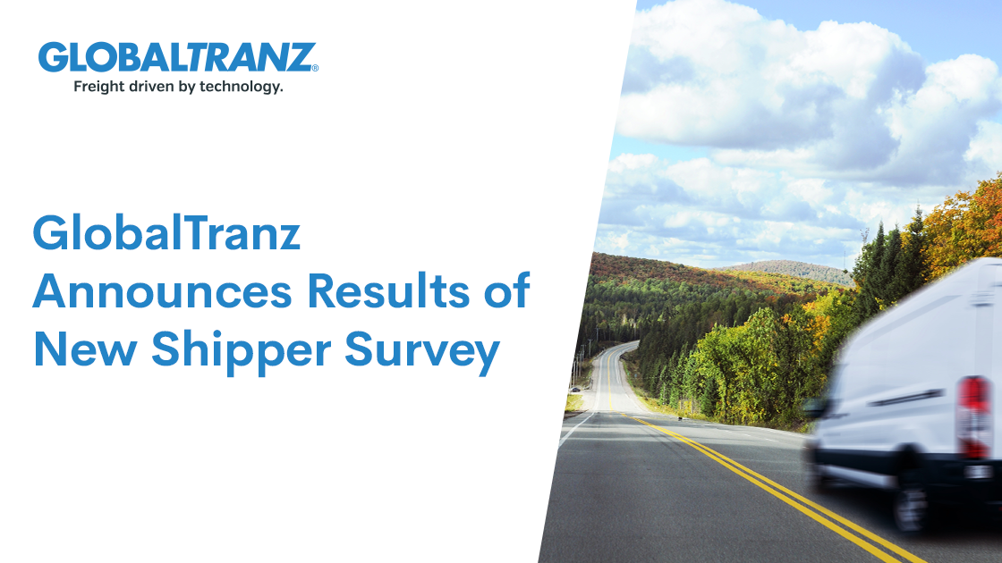 GlobalTranz releases results of new survey highlighting peak shipping season supply chain challenges
