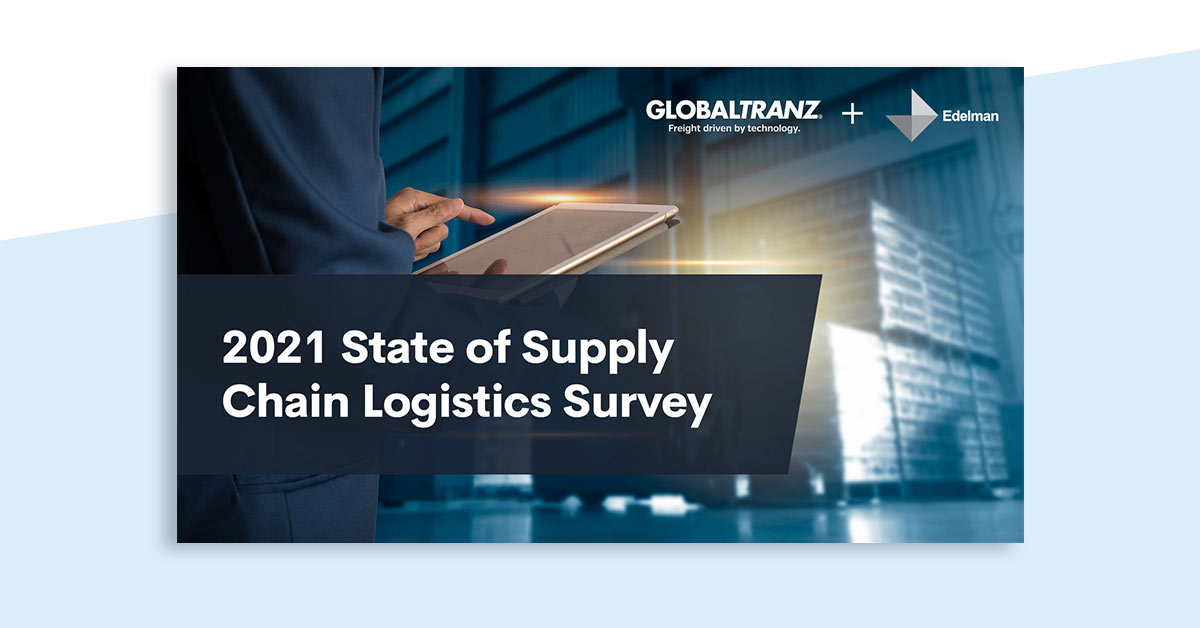 State of Supply Chain 2021 Survey Report