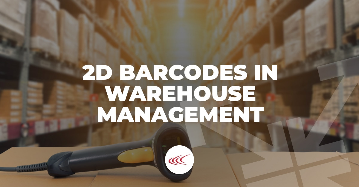 2D Barcodes in Warehouse Management