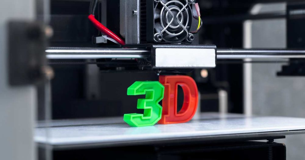 3d printing supply chain and logistics