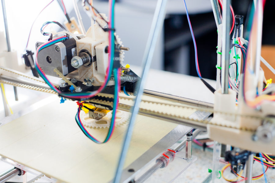 3d printing supply chain manufacturing