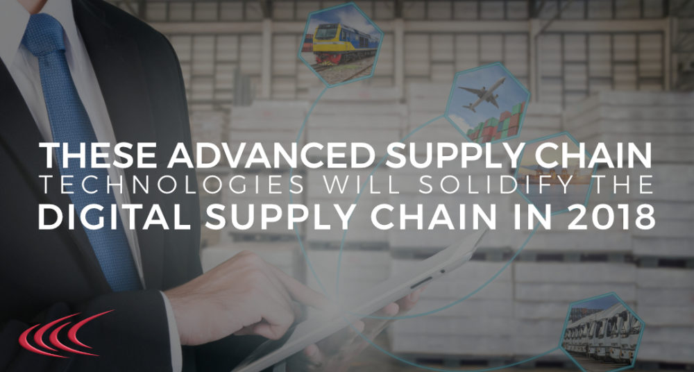 Advanced Supply Chain technologies