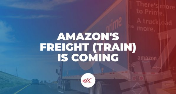 Amazon's Freight Train Is Coming
