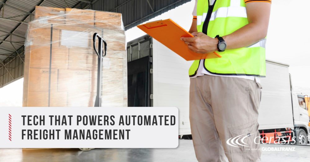 Automated Freight Management