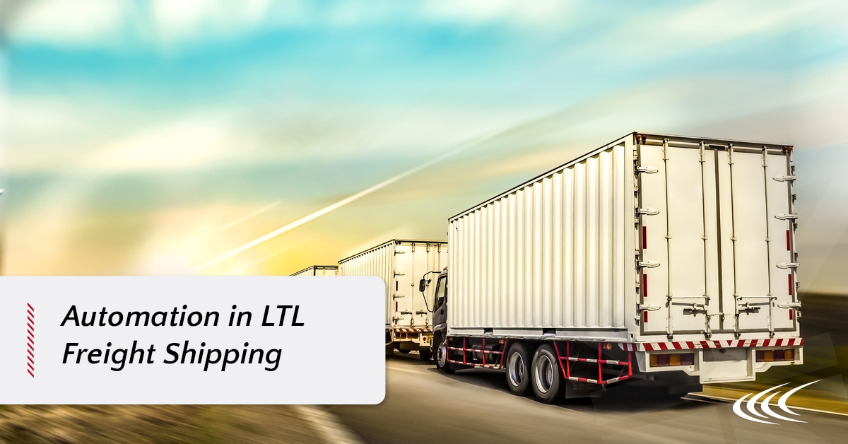 Automated LTL Freight Shipping