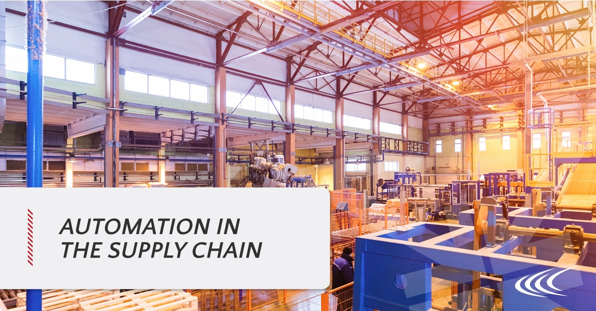 Automation in the Supply Chain