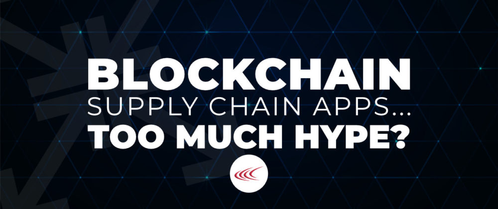 Blockchain Supply Chain Applications