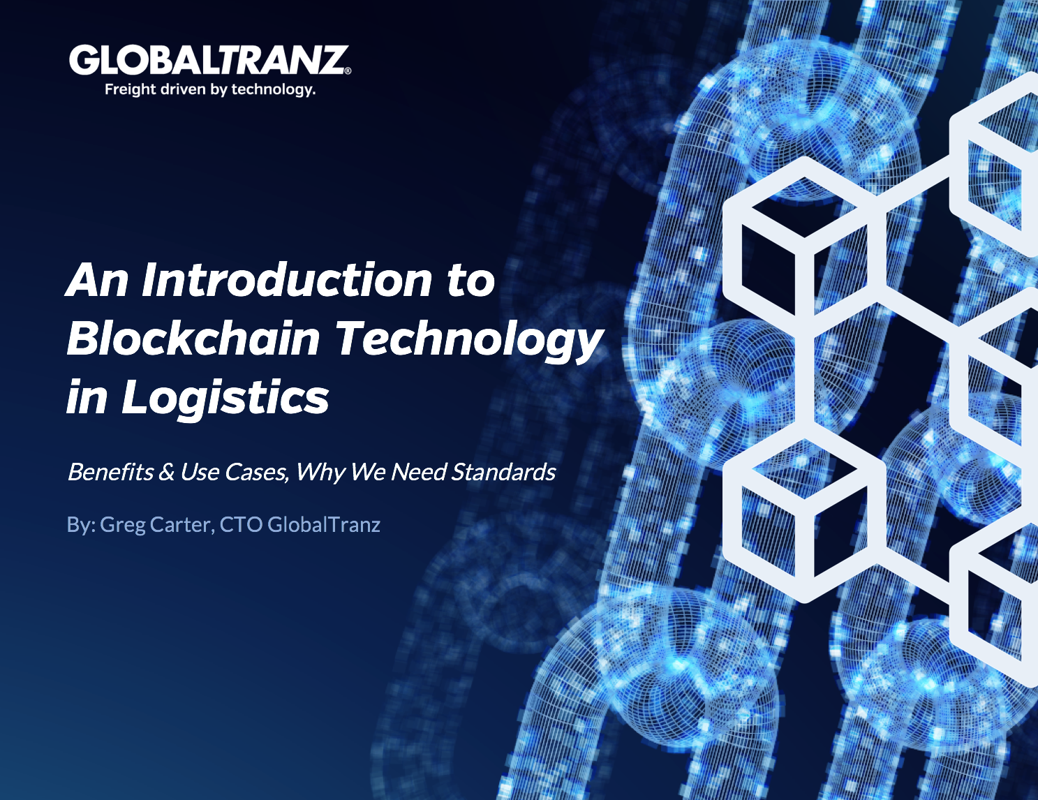 An Introduction to Blockchain Technology in Logistics
