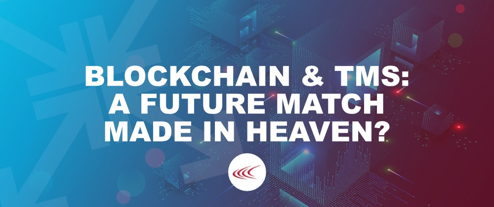Blockchain and TMS
