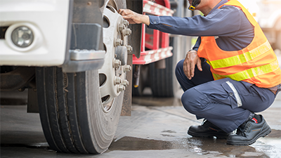 Commercial Vehicle Safety Alliance (CVSA) Brake Safety Week