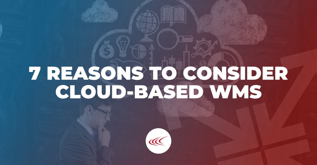 Cloud-Based WMS