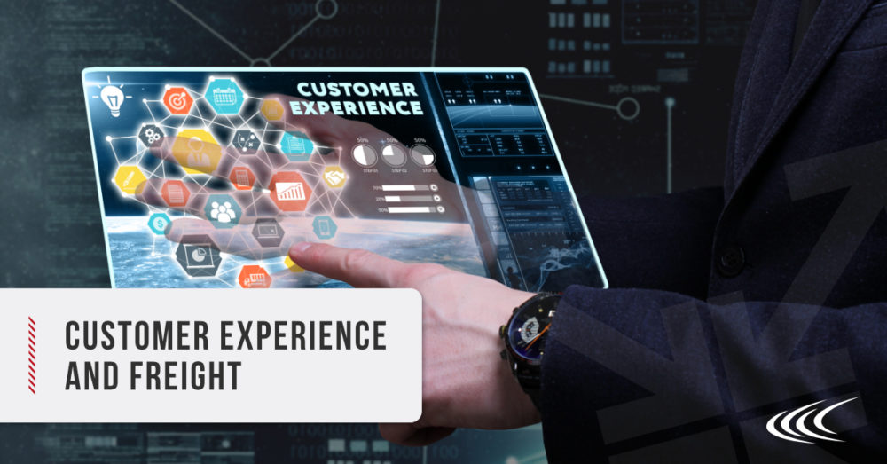 Customer Experience and Freight