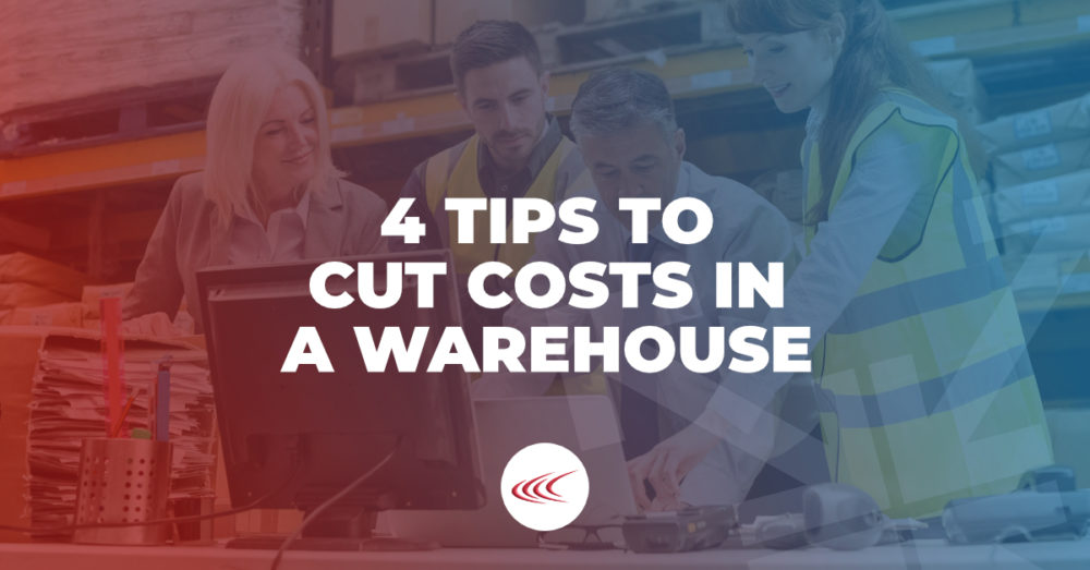 Cut Costs In A Warehouse