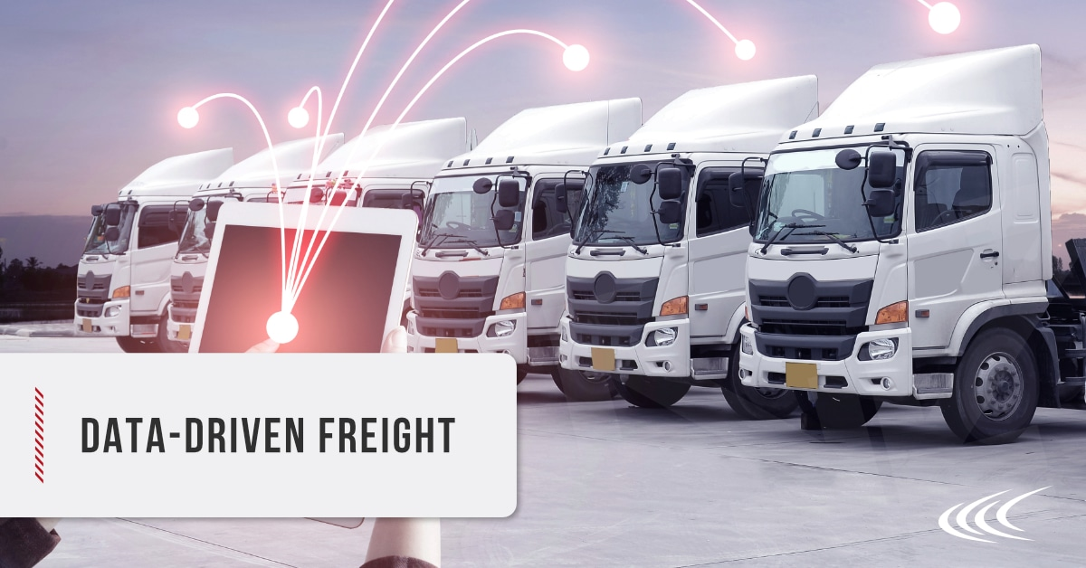 Data-Driven Freight