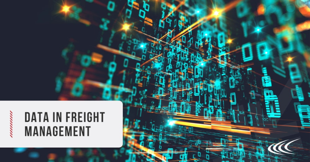 Data in Freight