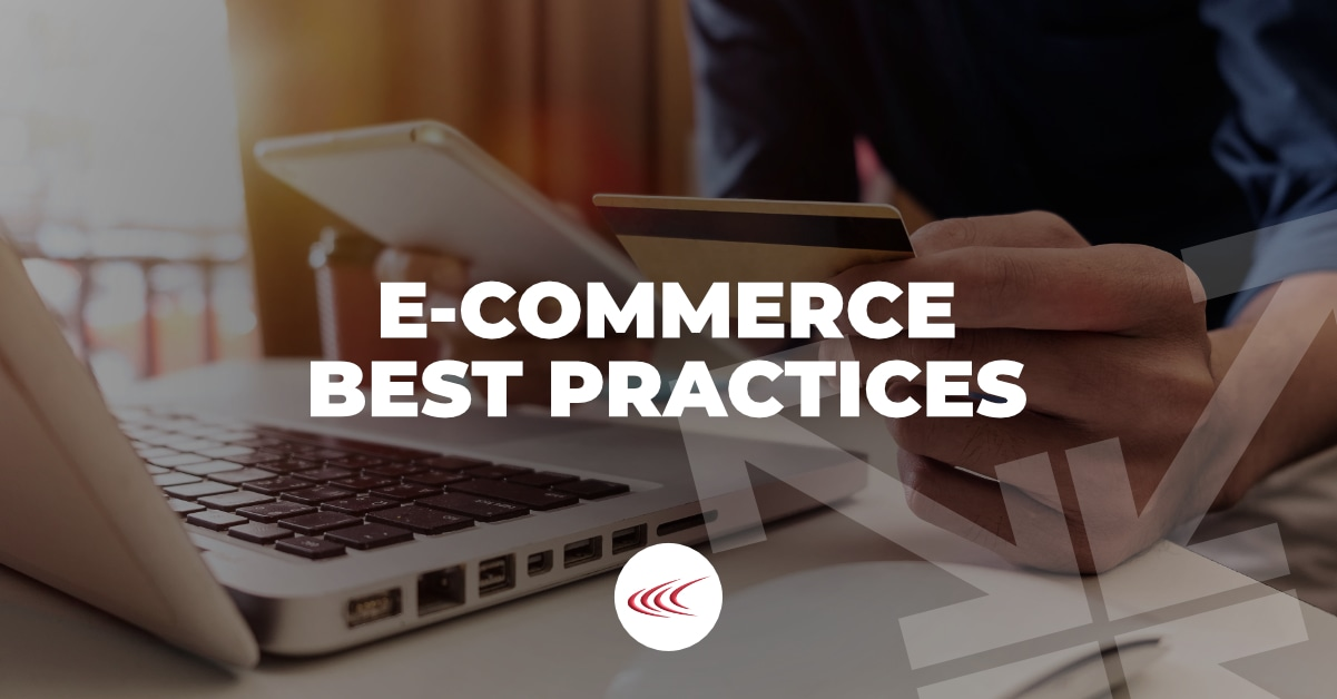 E-Commerce Best Practices