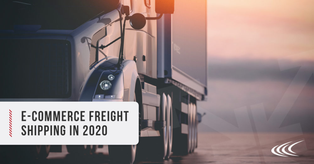 E-Commerce Freight Shipping in 2020