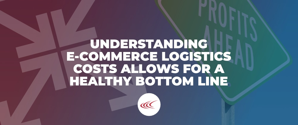 E-Commerce Logistics Costs