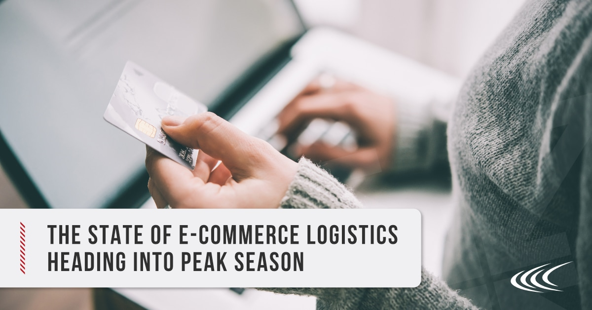 E-Commerce Logistics Strategies