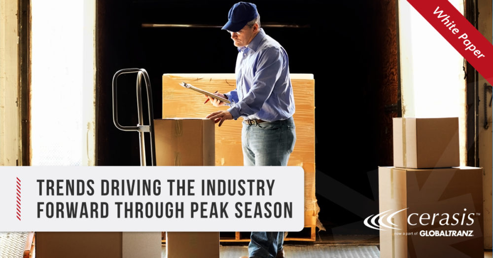 E-Commerce and Peak Season