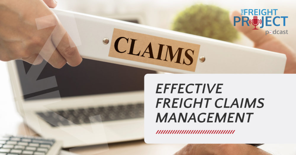 Effective Freight Claims Management