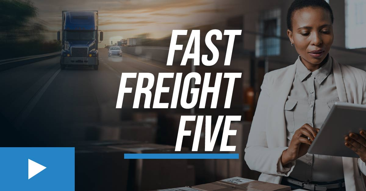 5 Ways for Shippers to Stay Competitive in the Face of Disruption