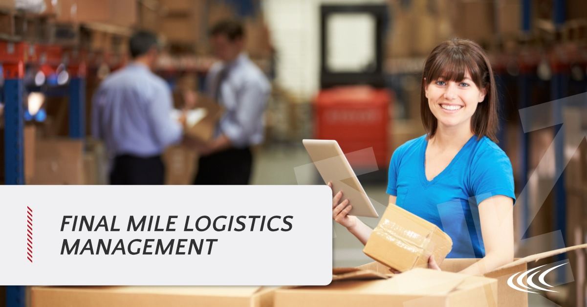 Final Mile Logistics Management