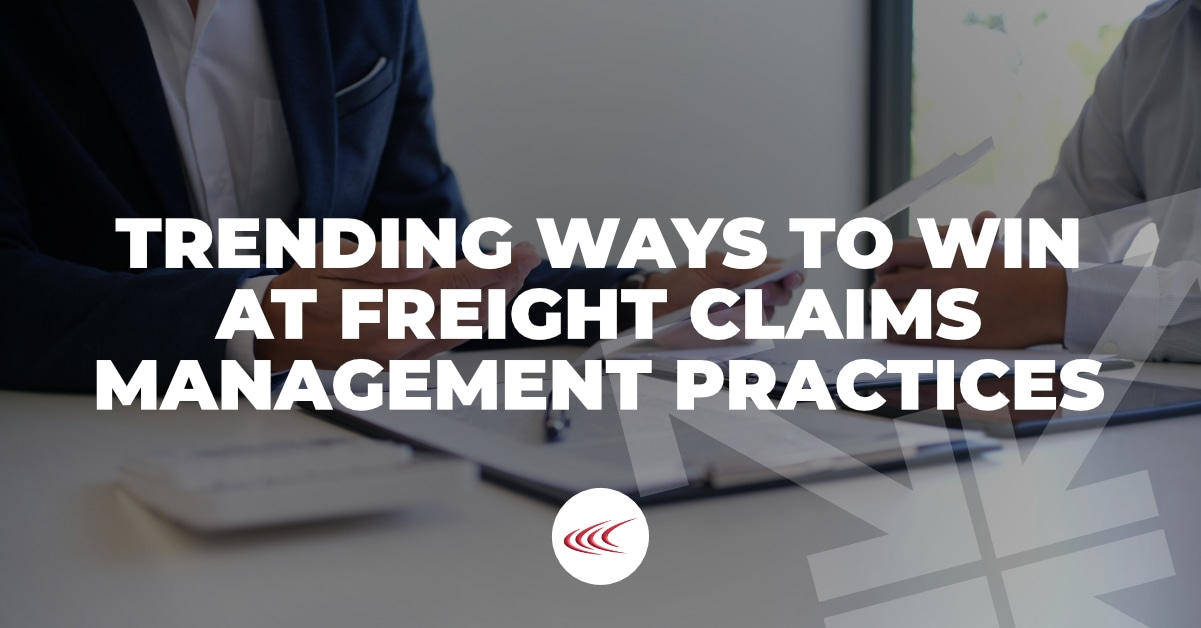 Freight Claims Management Practices