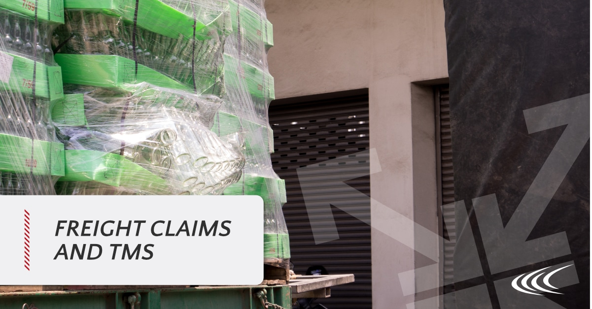 Freight Claims and TMS