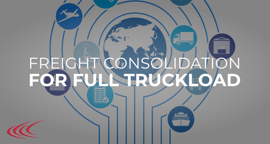 Freight Consolidation for Full Truckload
