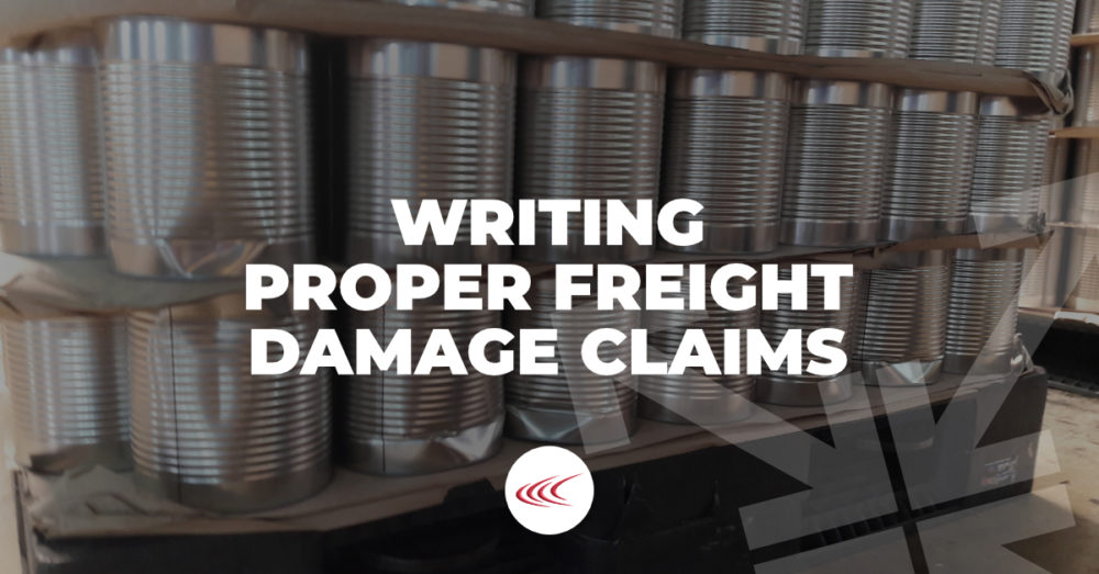 Freight Damage Claims