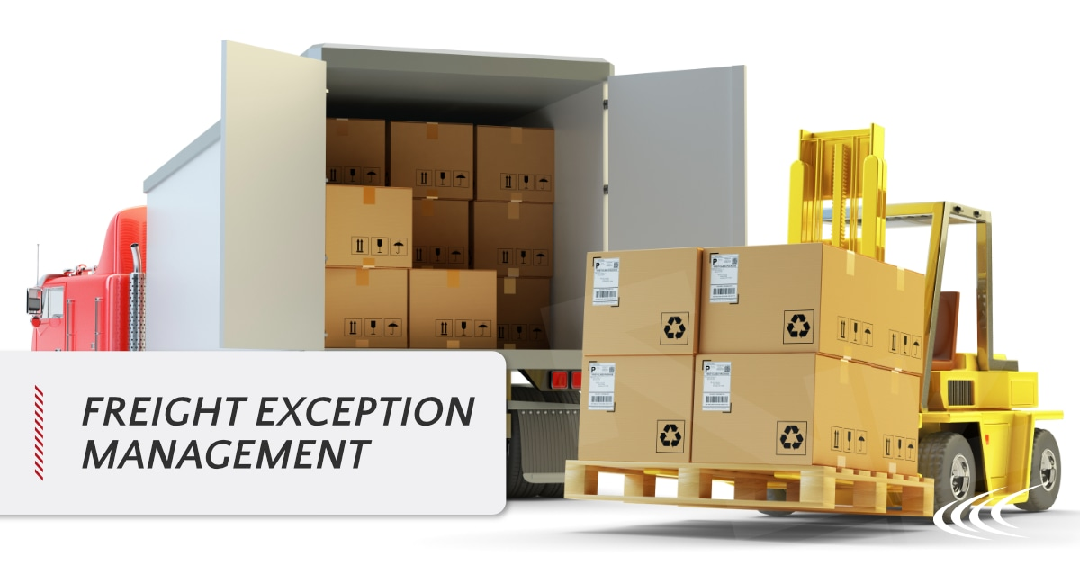 Freight Exception Management