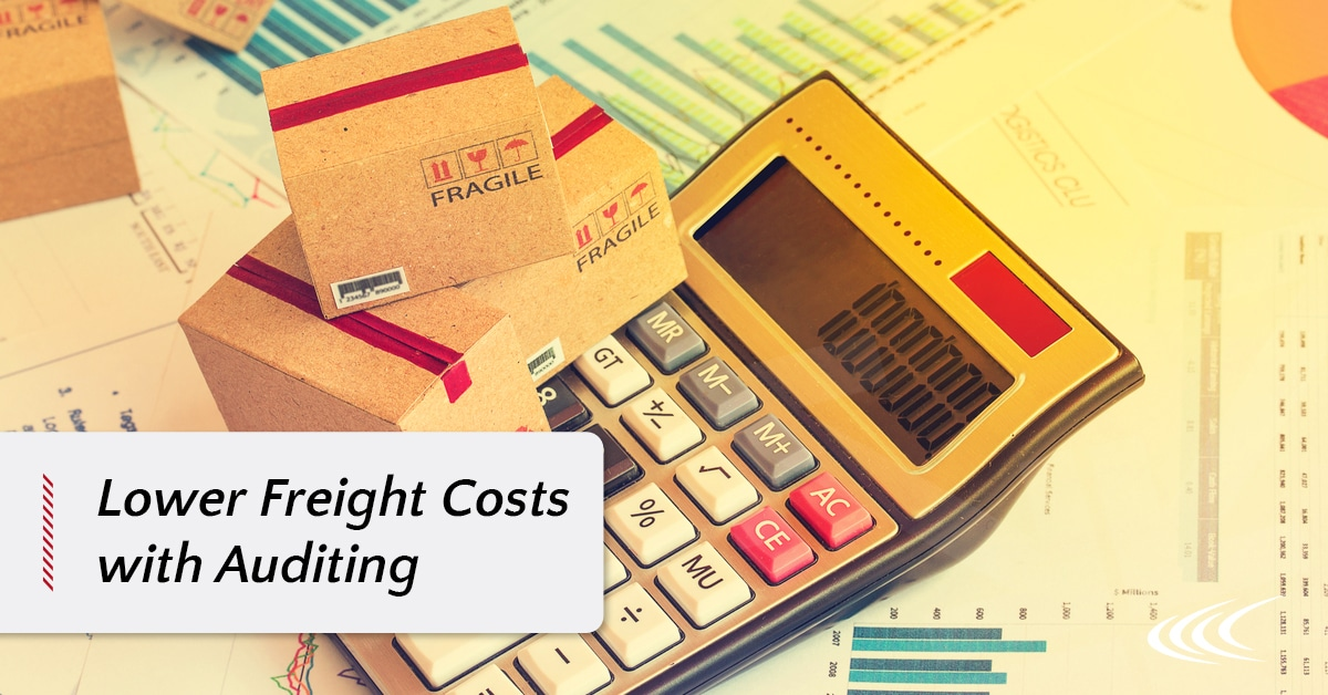 Freight Invoice Accounting
