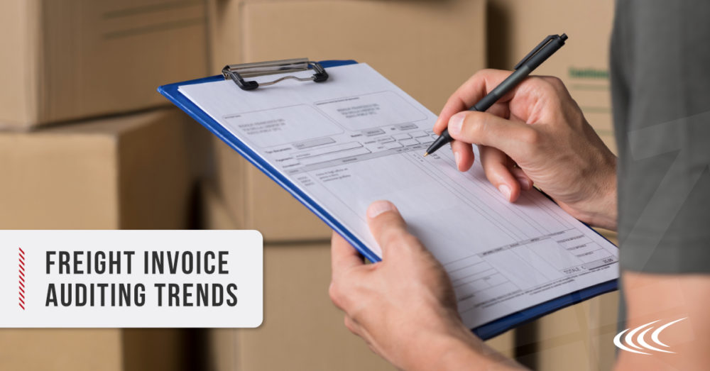 Freight Invoice Auditing Trends Cerasis