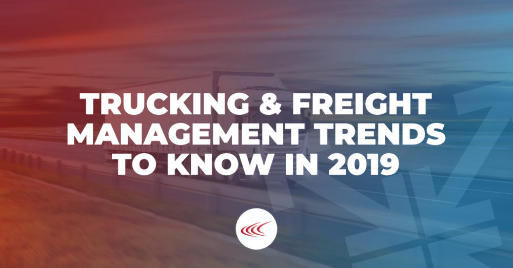Freight Management Trends