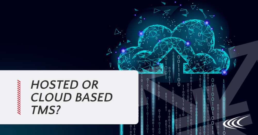 Hosted or Cloud-Based TMS