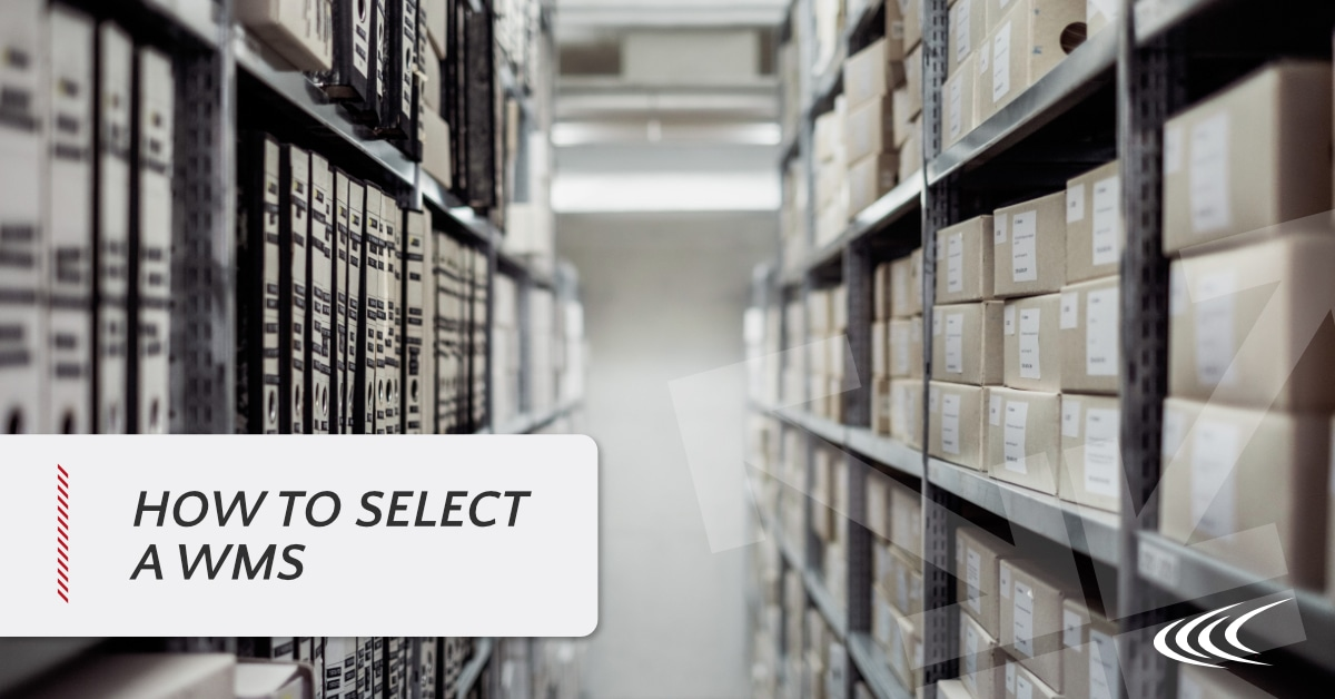 How to Select a WMS