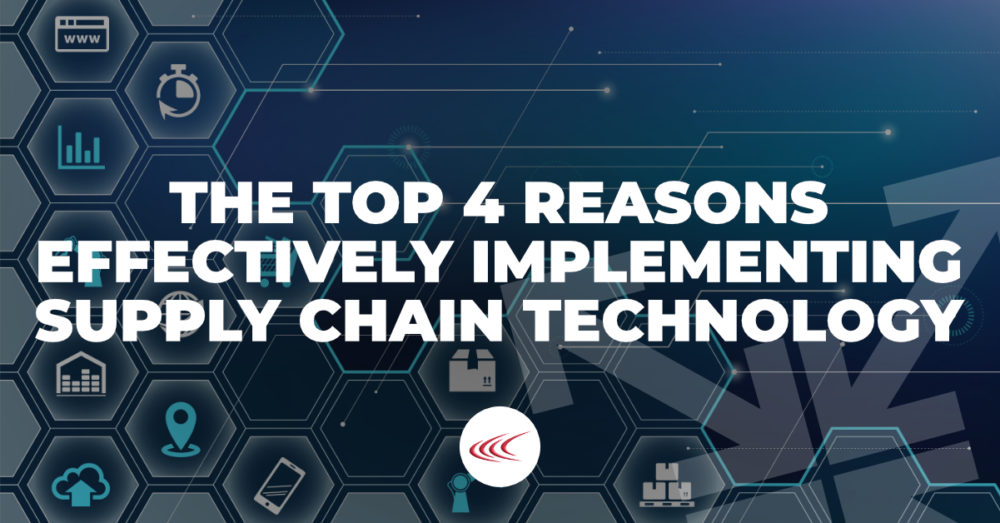 Implementing Supply Chain Technology