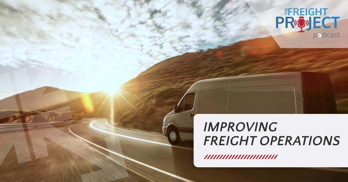 Improving Freight Operations