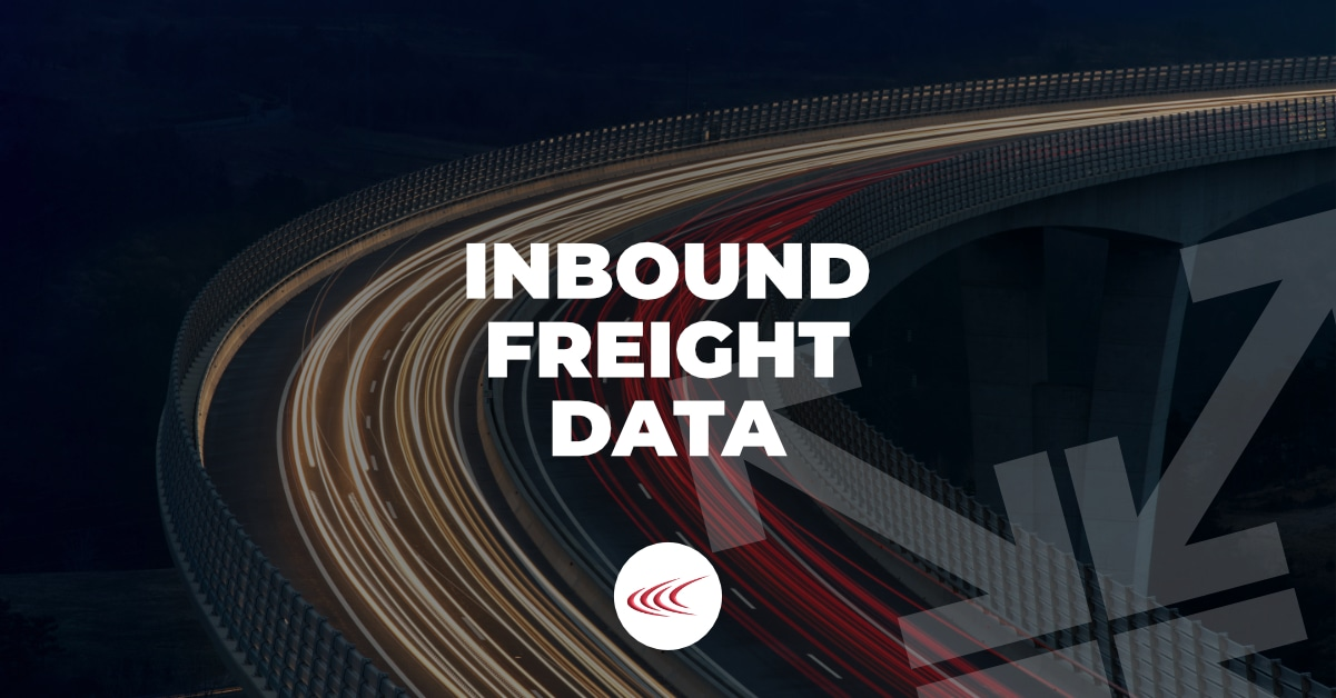 Inbound Freight Data