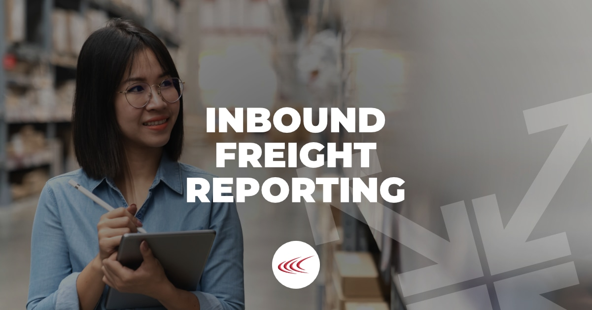Inbound Freight Reporting
