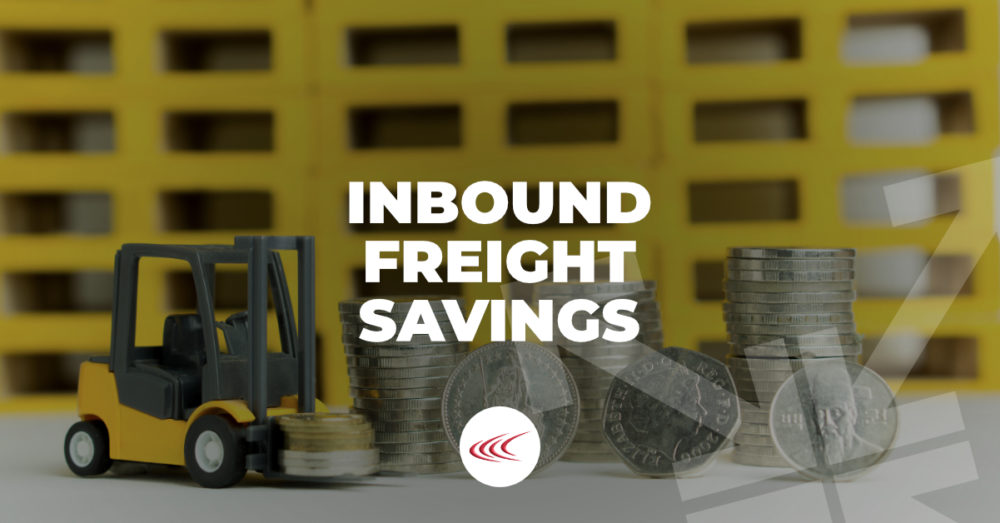 Inbound Freight Savings